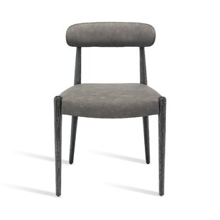 Deals Adeline Upholstered Dining Chair (Set of 2) by Interlude Reviews (2019) & Buyer's Guide