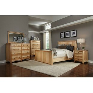 Asdsit Panel Configurable Bedroom Set by Loon Peak