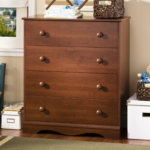 Top Reviews Angel 4 Drawer Chest by South Shore