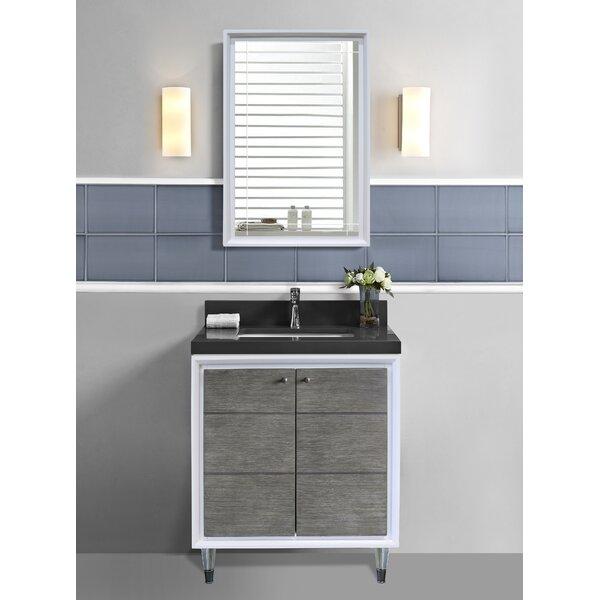 "Fairmont Designs Park Central 30"" Single Bathroom Vanity ..."
