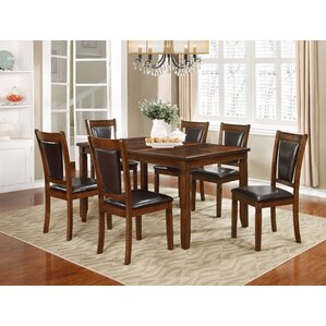 7 Piece Dining Set by Nathaniel Home
