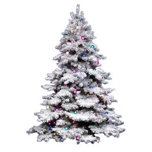 white christmas trees youll love wayfair - White Christmas Tree On Sale