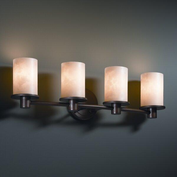 Orren Ellis Clouds 4 Light Bath Vanity Light Wayfair