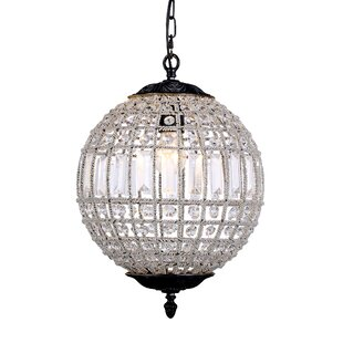 Mistana Crestview 1-Light Pendant