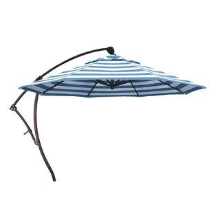 9' Cantilever Sunbrella Umbrella by California Umbrella