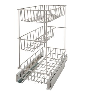 3 Tier Compact Kitchen Cabinet Pull Out Drawer by ClosetMaid Looking for