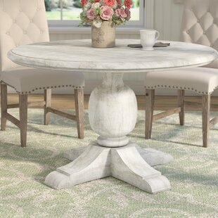 Valencia Dining Table by One Allium Way Modern
