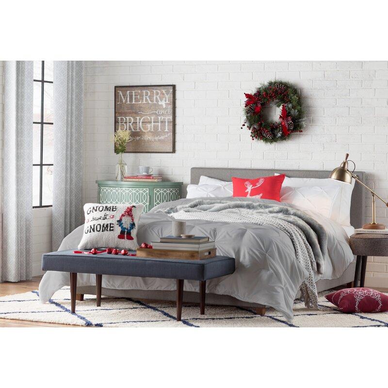 Trent Austin Design Mammoth Lakes Upholstered Platform Bed