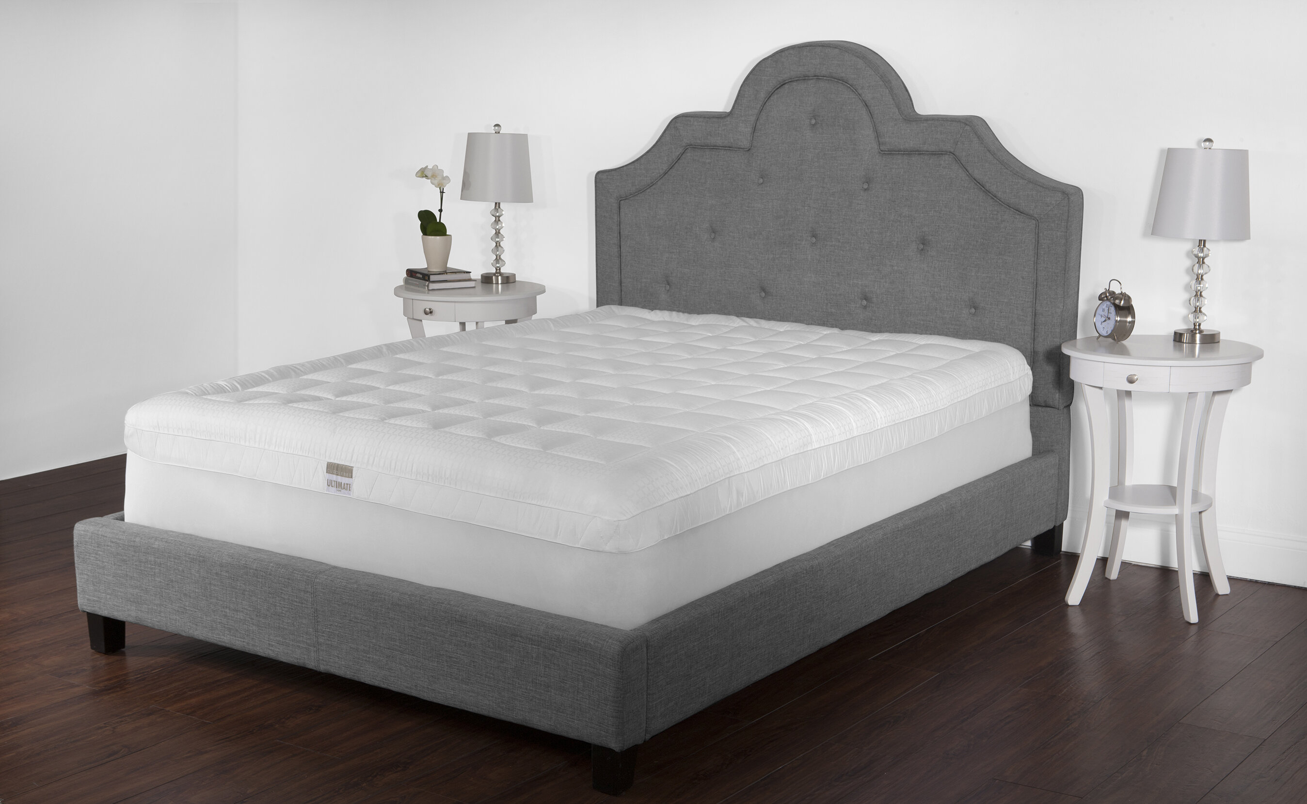 joss cuddlebed mattress pad topper bedding ultimate pdp reviews main