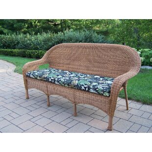 Rosecliff Heights Kingsmill 3 Seater Sofa
