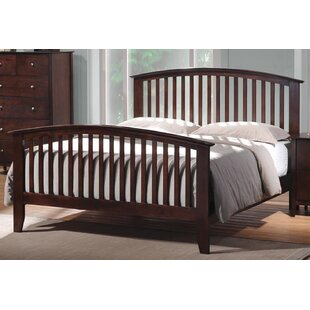 Alejandro Panel Bed by Charlton Home