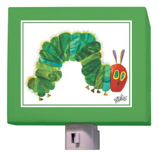 Oopsy Daisy Eric Carle's Very Hungry Caterpillar Night Light