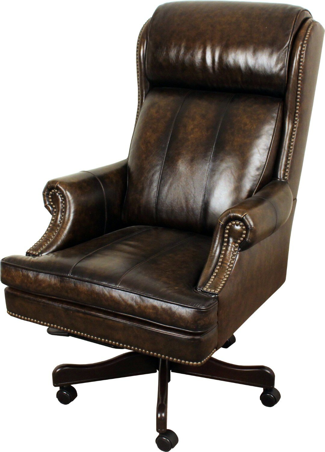 Delicieux Darby Home Co Corey Leather Executive Chair U0026 Reviews | Wayfair