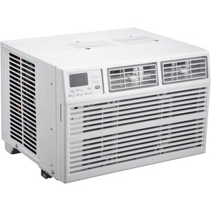 18,000 BTU Energy Star Window Air Conditioner with Remote