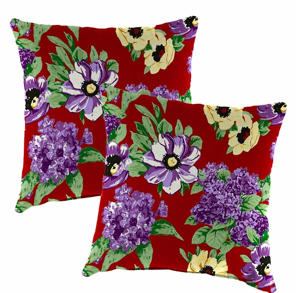 Plow Hearth Replacement Pillows Outdoor Lounge Chair Cushion Wayfair