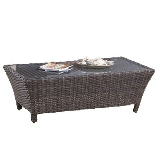 Spurgeon Panama Coffee Table by Bay Isle Home Cheap