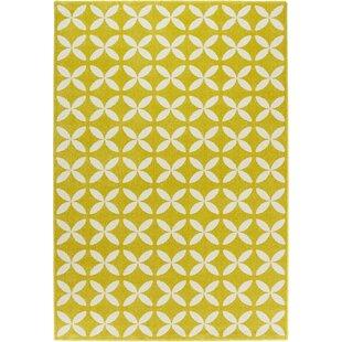 Tiffany Yellow Rug