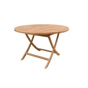Farnam Folding Teak Dining Table