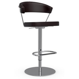 Compare prices New York Height Adjustable Stool by Calligaris Reviews (2019) & Buyer's Guide