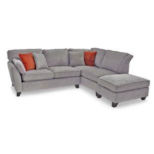 Eliora Modular Corner Sofa By Ebern Designs
