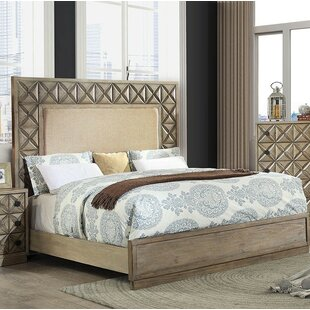 Marilynn Upholstered Panel Bed