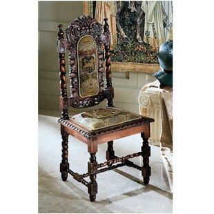 Design Toscano Charles II Side Chair