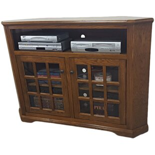 Oak Corner 57 TV Stand by American Heartland
