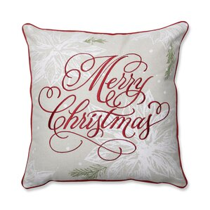 Christmas Accent Pillows