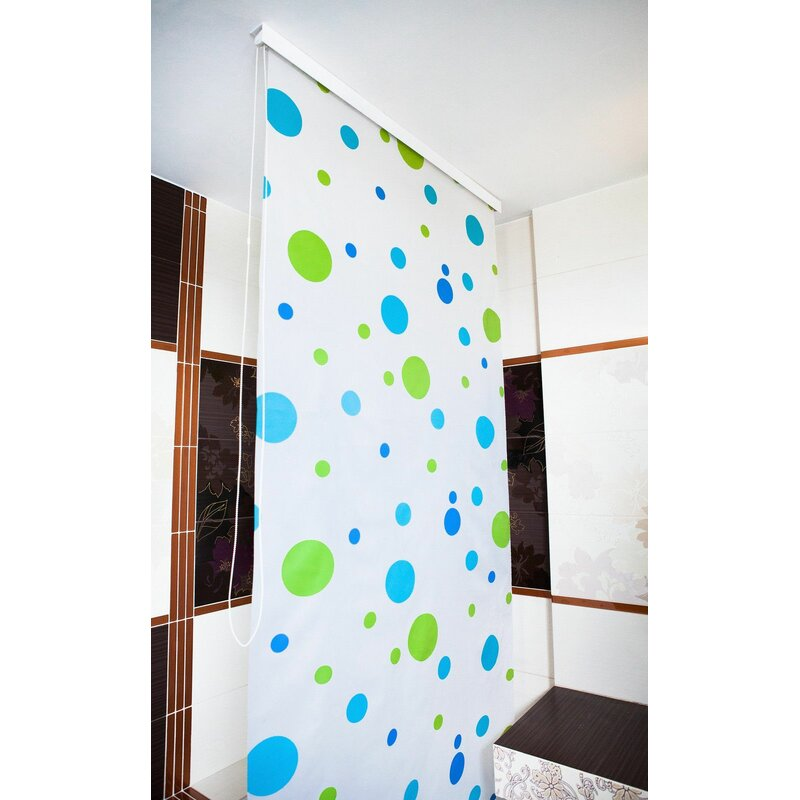 Brayden Studio Conor Waterproof Shower