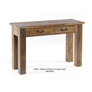 Walburg Console Table By Millwood Pines