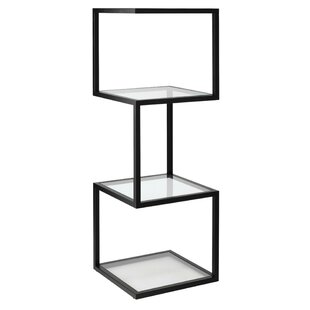 Shirley Mills Floating Column Etagere Bookcase