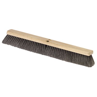 100 Pure Horsehair Sweeper Set of 12 Carlisle Food Service Products Size 18
