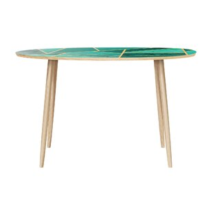 Goudeau Dining Table Bungalow Rose
