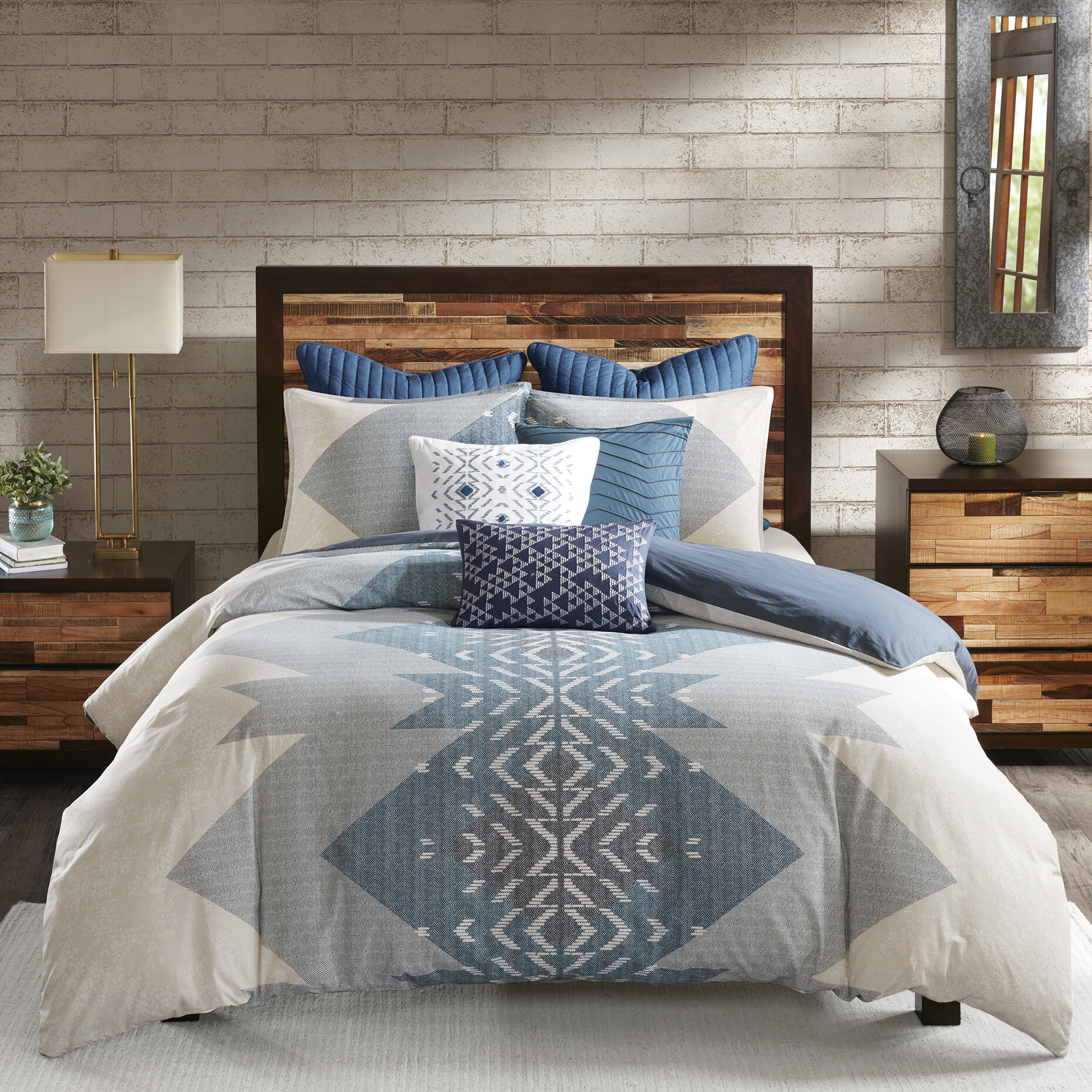 Boho King Size Duvet Covers Sets You Ll Love In 2021 Wayfair