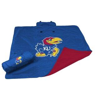 NCAA Team All Weather Fleece Blanket ByLogo Brands