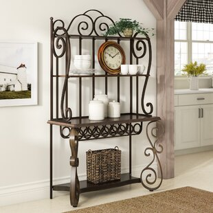 Look for Goldenrod Metal Baker's Rack Price Check
