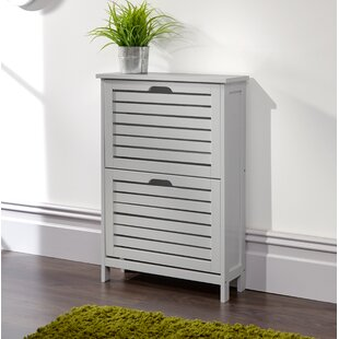 4 Pair Shoe Storage Cabinet By Brambly Cottage