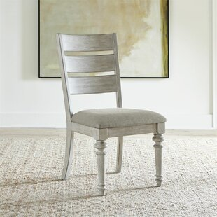 Estella Upholstered Dining Chair (Set of 2) One Allium Way