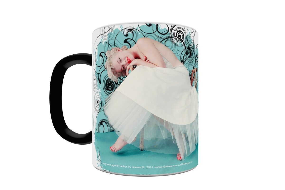 Trend Setters Marilyn Monroe Heat Changing Morphing Mug & Reviews ...
