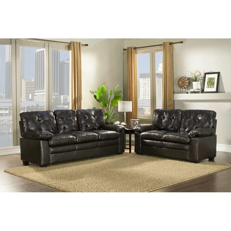 Red Barrel Studio Inglenook Configurable Living Room Set