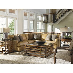 Island Fusion Nobu Coffee Table Set by Tommy Bahama Home