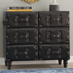 Bathild 6 Drawer Accent Chest ..
