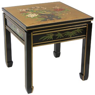 Compare & Buy Maurice Ming End Table by World Menagerie Reviews (2019) & Buyer's Guide