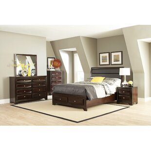 Crozier Upholstered Storage Platform Bed