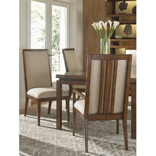 Island Fusion Natori Upholstered Dining Chair by Tommy Bahama Home Find