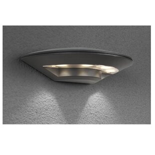 Cassini 4-Light LED Outdoor Sconce By Sol 72 Outdoor