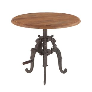 Hacker End Table by Williston Forge