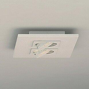 ZANEEN design Marc 2-Light Flush Mount