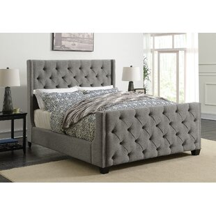Greig Upholstered Panel Bed
