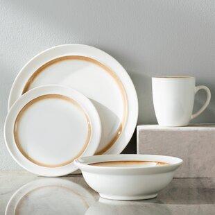 Save to Idea Board & Gold Band Dinnerware Sets You\u0027ll Love   Wayfair